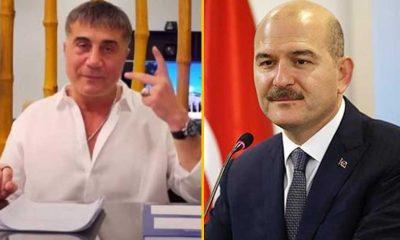 """Sedat Peker'den Süleyman Soylu'ya dair yeni paylaşımlar: """"15 Temmuz geçsin seni öyle bir yerden..."""""""