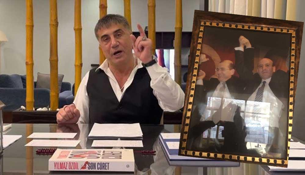 Sedat Peker'den yeni paylaşım: Bu kez fotoğraf koydu!