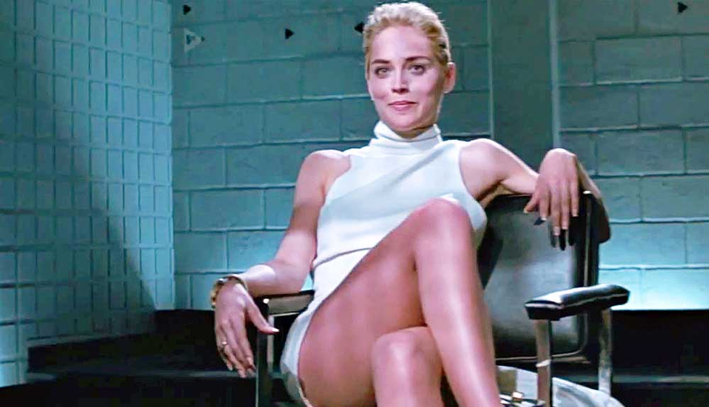 Sharon Stone: Temel İçgüdü'den Oscar elbisesine yetecek kadar bile para kazanamadım