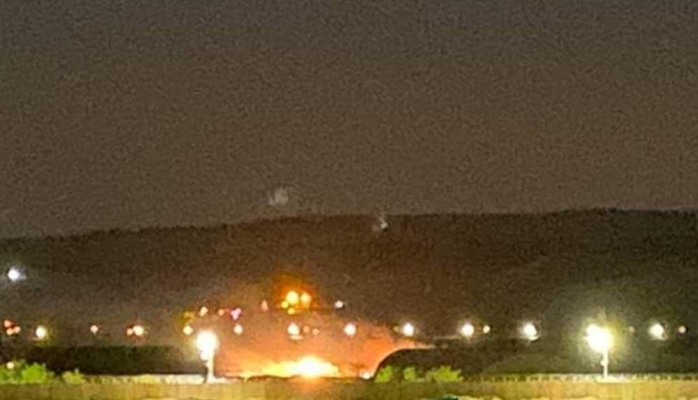 Son Dakika... Batman'da askeri tesise 3 maket uçak ile saldırı girişimi