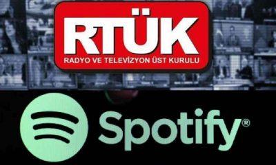 Spotify'da artık denetim altında! RTÜK Başkanı Şahin: İçeriklerini yasalarımıza uygun olarak düzenlemek zorunda