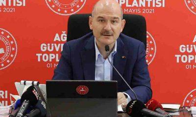 Süleyman Soylu'dan 'çalışma izin belgesi' açıklaması: 691 bin 890 kişi izin belgesi aldı