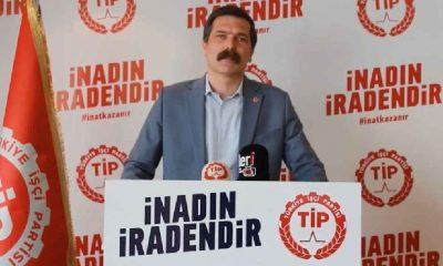 TİP Genel Başkanı Baş'tan Emniyet genelgesine sert tepki: Haber yapmak yasaklandı
