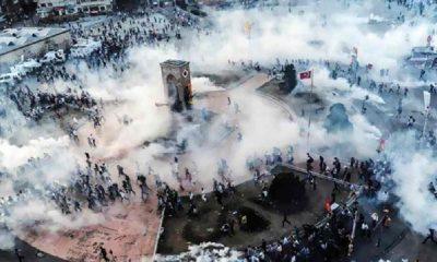 Taksim Dayanışması'ndan üçüncü kez yargılanmaya tepki!