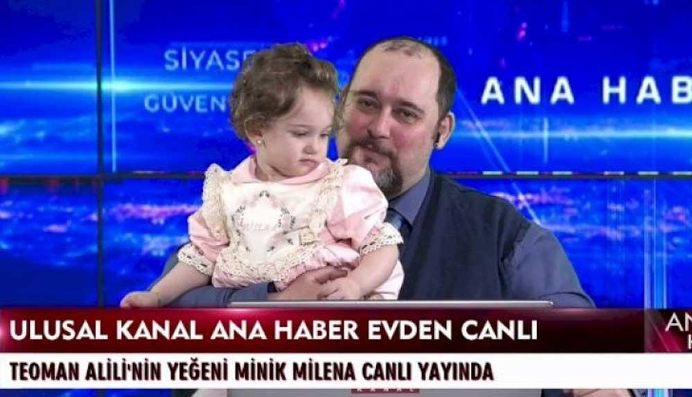 Ulusal Kanal'ın ekran yüzü Teoman Alili koronavirüse yenik düştü
