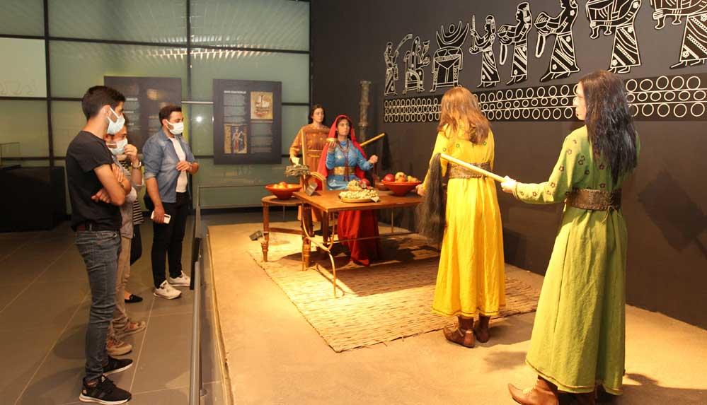Van Müzesi tarihin tozlu sayfalarına ışık tutuyor