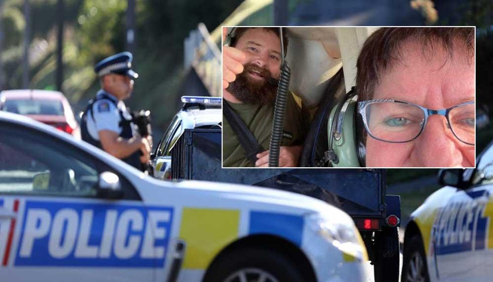 Yeni Zelanda'da bir firari, teslim olmak için polis merkezine helikopter kiralayarak gitti