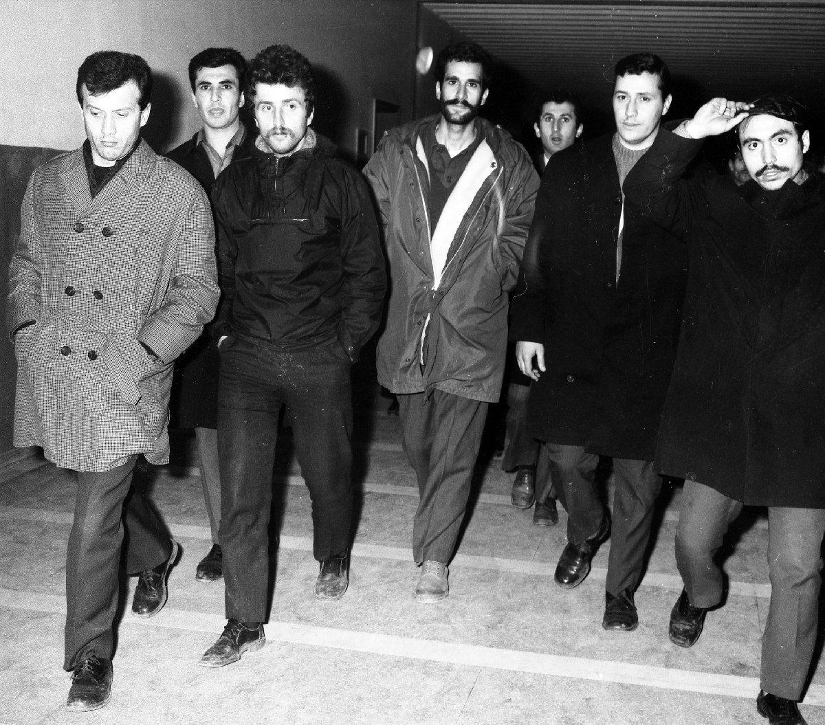 Üç fidan Deniz Gezmiş ve arkadaşlarının idam edilişinin 49. yılı