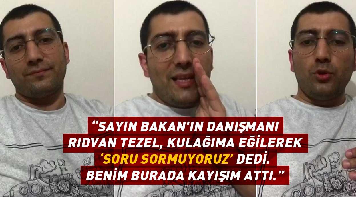 """AA'dan kovulan Musab Turan: """"Bir tane soru sordum, baktım bu özgüven hayra alamet değil..."""""""