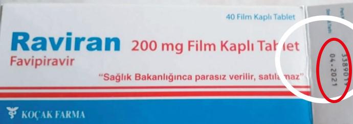 """""""Hastalara tarihi geçmiş ilaç veriliyor"""""""
