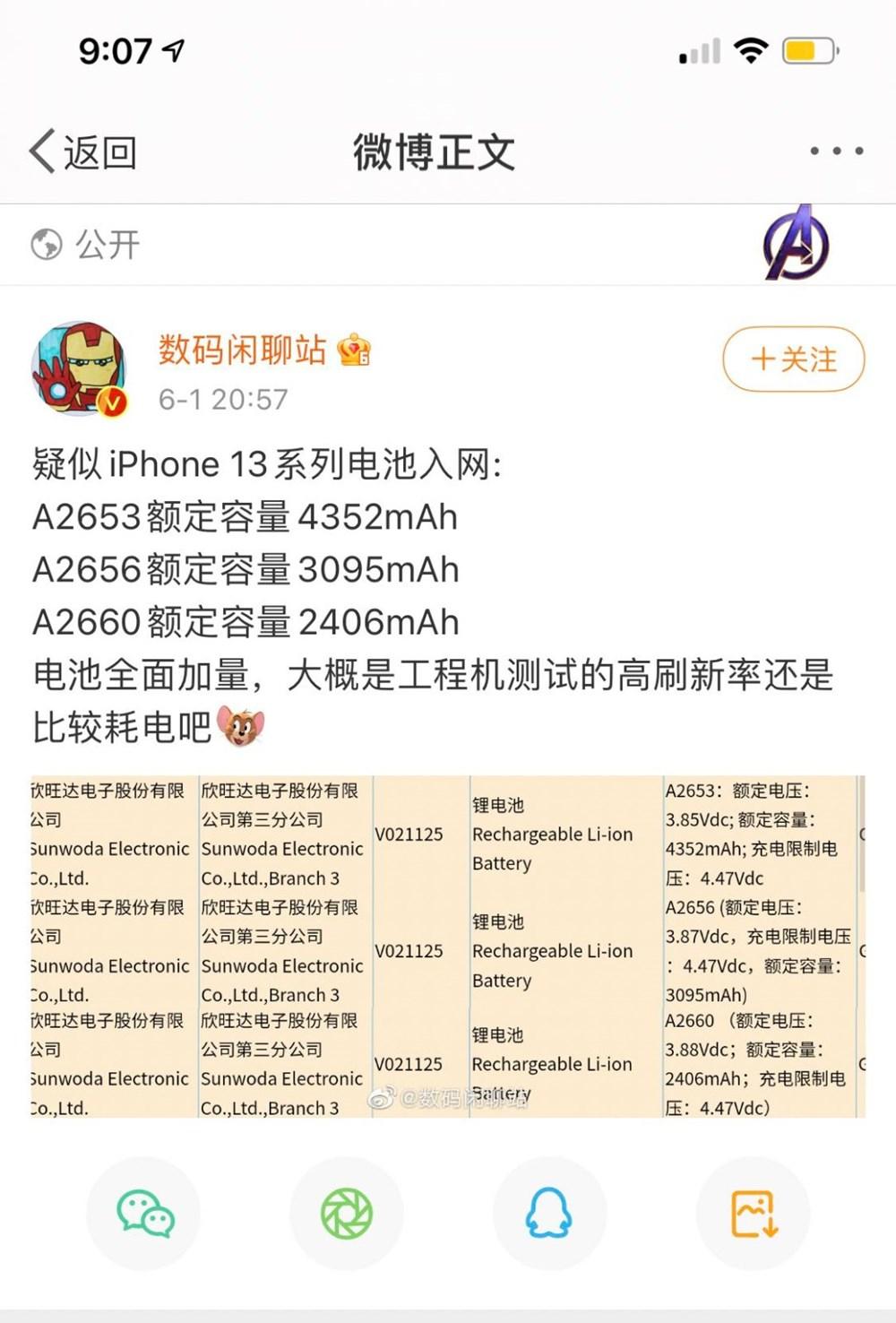 Fiyat listesi sızdırıldı: iPhone 13 ne kadar?