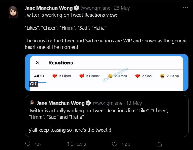 Twitter'a 'Facebook özelliği' geliyor