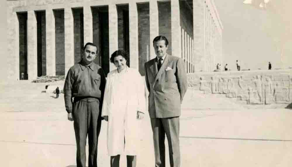 23 Haziran Dünya Kadın Mühendisler Günü: Türkiye'nin ilk kadın mühendisi Sabiha Rıfat Gürayman