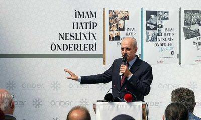 AKP'li Numan Kurtulmuş: Ne zaman imam hatipler kapandıysa Türkiye'de darbeler olmuş