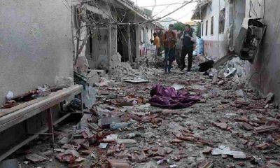 Afrin'deki hastane saldırısında ölü sayısı 13'e yükseldi