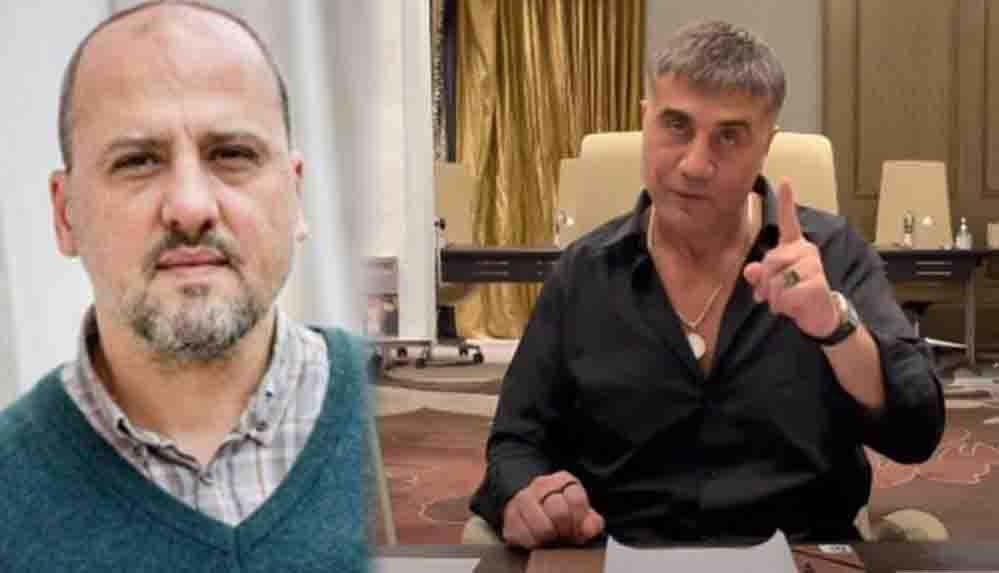 """Ahmet Şık isim vererek açıkladı: """"Sedat Peker'den para alan siyasetçi kim?"""""""