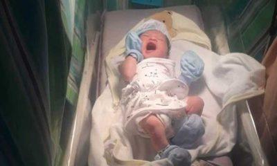 Ailesinin HTML ismini koyduğu bebek sosyal medyada viral oldu