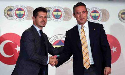 Ali Koç duyurdu: Fenerbahçe, Emre Belözoğlu ile devam etmeyecek