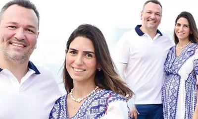 Ali Sunal ve eşi Nazlı Sunal ikinci bebek için gün sayıyor
