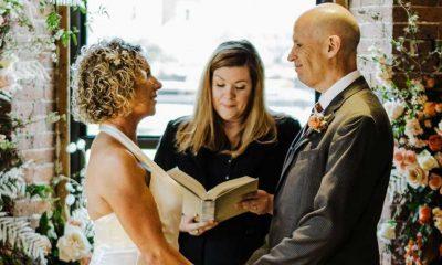 Alzheimer hastası erkek eşine yeniden aşık oldu: İkinci kez evlendiler