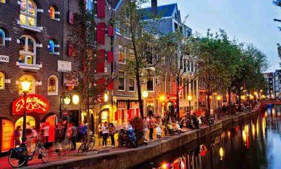 Amsterdam yetkililerinin turistlere mesaj: Tek derdiniz alkol, esrar ve Red Light ise hiç gelmeyin