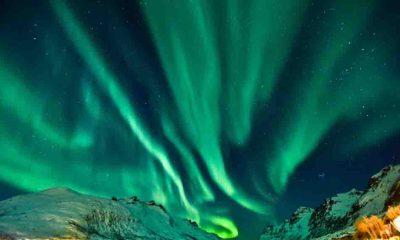 Araştırma: Kuzey Işıkları nasıl meydana geldi?