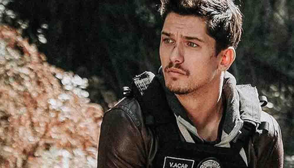 Arka Sokaklar dizisi oyuncusu Boğaç Aksoy'dan kemoterapi paylaşımı