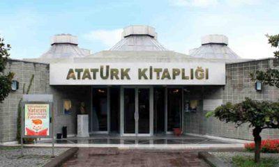 Atatürk Kitaplığı'ndaki 190 yıllık gazete nüshalarını jiletle kesmişler