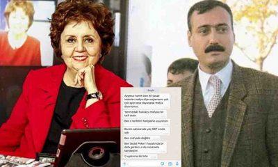 Ayşenur Arslan 25 yıllık anısını anlattı: Mafya lideri canlı yayında mesaj attı