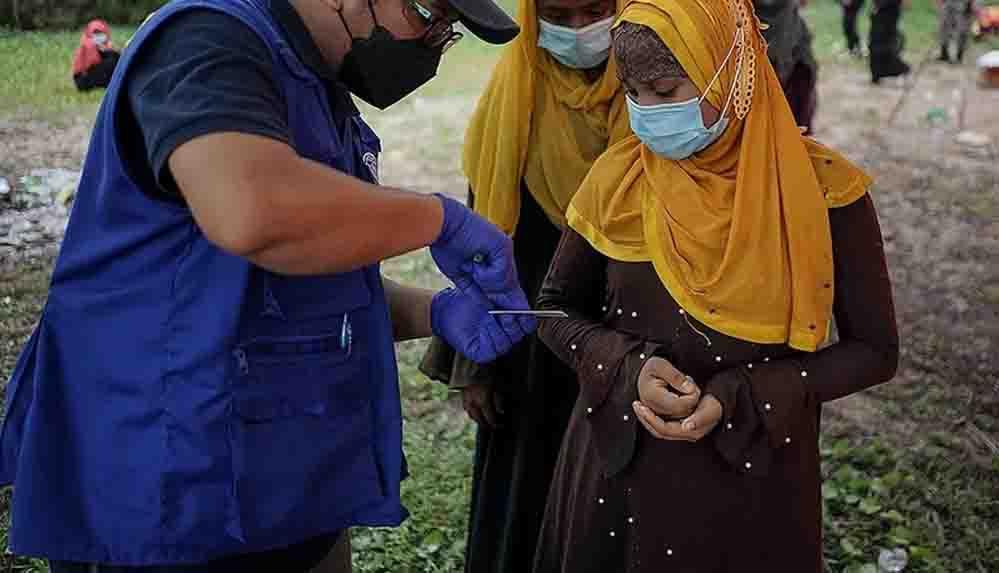 """""""Az gelişmiş ülkelere COVAX aracılığıyla sağlanan Kovid-19 aşıları tükeniyor"""""""