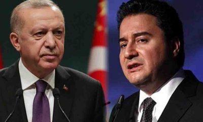 Babacan'dan Erdoğan'a çağrı: Tamamen rant gözlüğüyle baktığınız Kanal İstanbul projesindeki inadınızdan artık vazgeçin