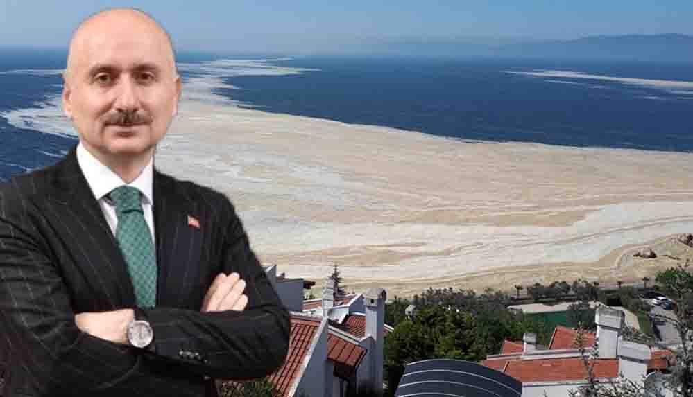 Bakan Karaismailoğlu, Kanal İstanbul'u müsilaja bağladı
