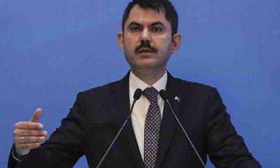 Bakan Kurum: Antalya ve Muğla'da 1100 binanın yıkım çalışmalarını tamamladık