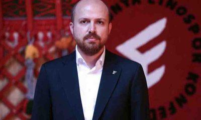 TÜGVA iddiaları sonrası Bilal Erdoğan'dan ilk açıklama: İftira, kıskanıyorlar değil mi?