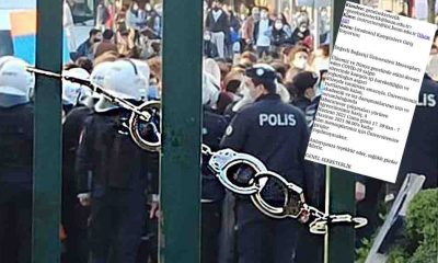 Boğaziçi'ndeki direnişe karşı Melih Bulu öğrencilerin hafta sonu kampüse girişlerini yasakladı