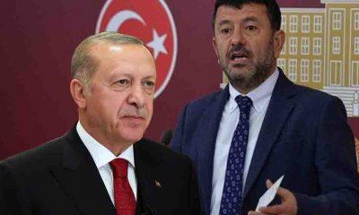 """CHP'li Ağbaba'dan 'millet açsa siz doyuruverin' diyen Erdoğan'a yanıt: """"Ey Erdoğan, aç olanları biz doyuracaksak sen bir zahmet çekil kenara"""""""