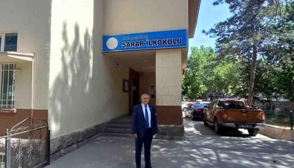 CHP'li Kaya'dan tarihi Sarar İlköğretim Okulu'nun kapatılmasına tepki