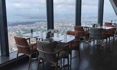 'Çamlıca Kulesi'ndeki restoranın işletmesi Erdoğan'ın yakınına ihalesiz olarak verildi' iddiası