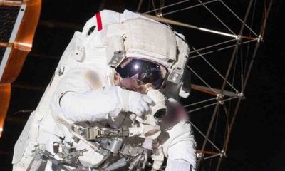 NASA, uzay istasyonundaki astronotun sağlık sorunları nedeniyle uzay yürüyüşünü erteledi