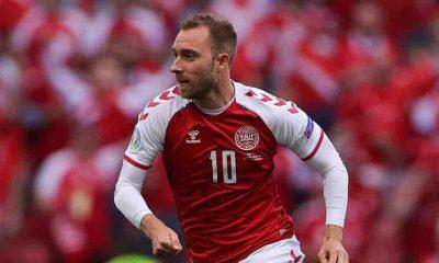 Danimarka Futbol Federasyonu'ndan Eriksen'in sağlık durumuyla ilgili açıklama