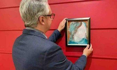 David Bowie'nin tablosuna açık artırmada 90 bin dolar