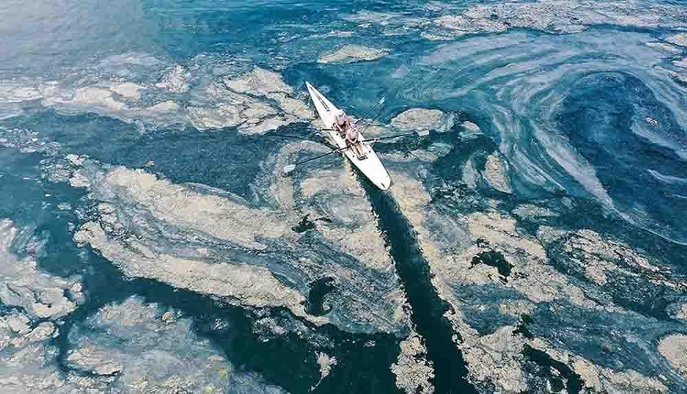 """""""Denizin dibi yüzeyden çok daha fena durumda"""""""
