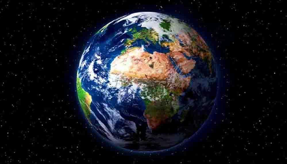 'Dünya bir yana eğildi ve sonra kendini düzeltti'
