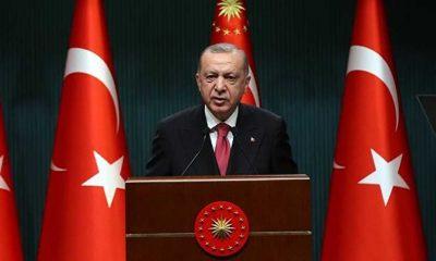 Erdoğan: Haliç'i nasıl temizlediysek, müsilaj belasından da denizlerimizi kurtaracağız
