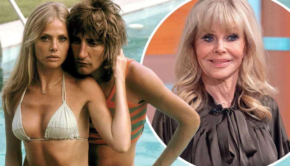Eski Bond kızı Britt Ekland: Halim sosyal medya yıldızlarına ders olsun