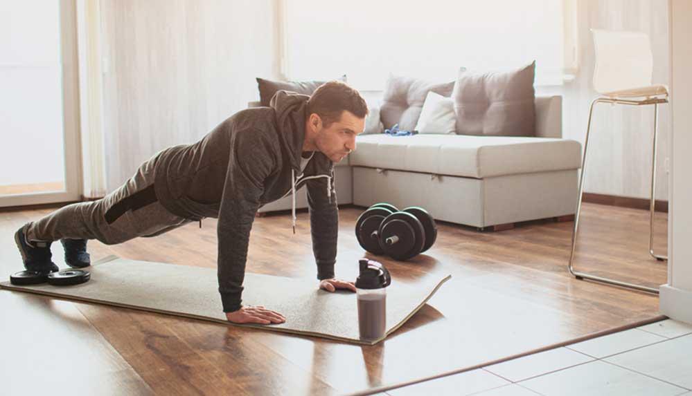 Evde egzersiz yaparken dikkat etmeniz gereken 9 kural