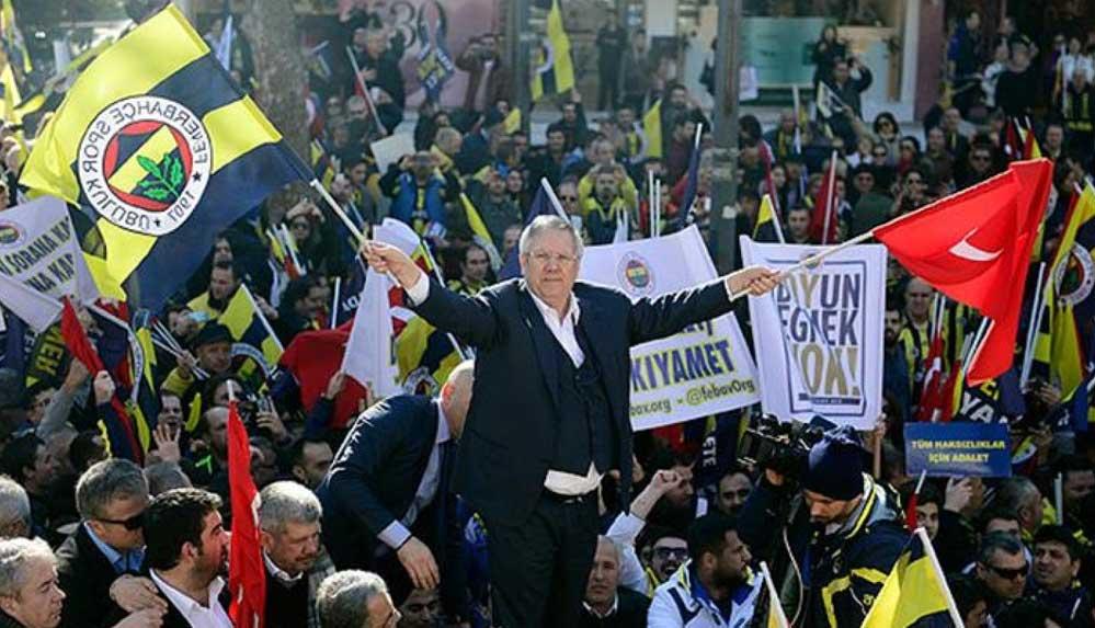 Fenerbahçe'nin eski başkanı Aziz Yıldırım, perşembe günü basın toplantısı düzenleyecek