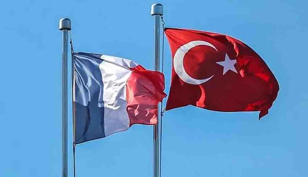 Fransa Türkiye'yi listeden çıkardı