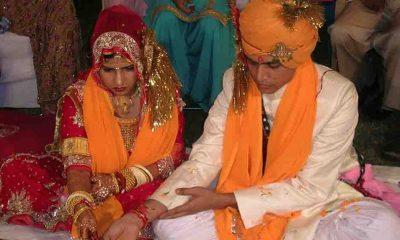 Gelin düğünde öldü, damat baldızıyla evlendi!