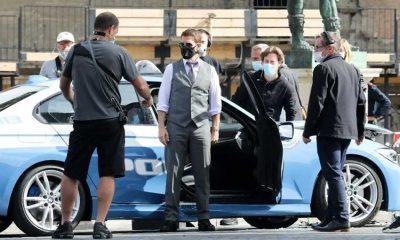 Görevimiz Tehlike 7'de seti bir kez daha durdu: 'Tom Cruise Covid-19'a yakalandı' iddiası